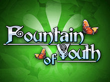 Играть онлайн в автомат Fountain Of Youth