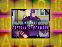 Игровой слот Alpha Squad Origins Captain Shockwave